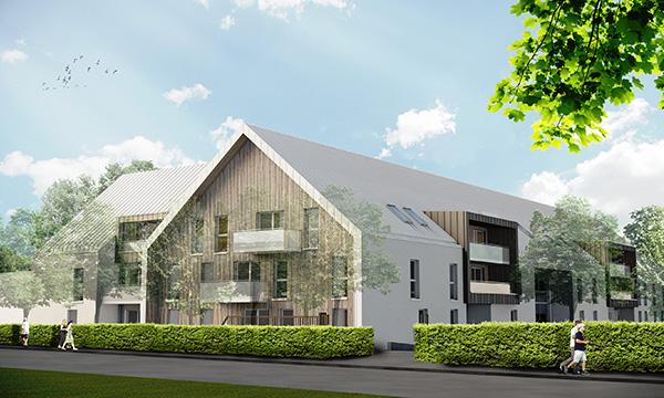 44 logements BBC à BIHOREL