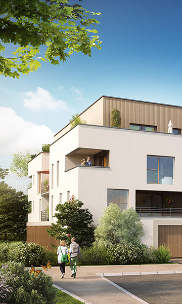 30 logements à BRETTEVILLE SUR ODON