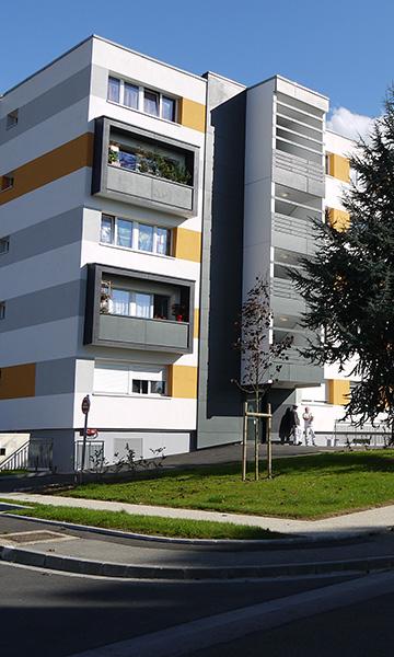 163 logements à DÉVILLE-LÈS-ROUEN