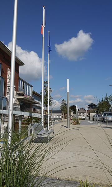 Aménagement du centre-ville de GRAND-COURONNE