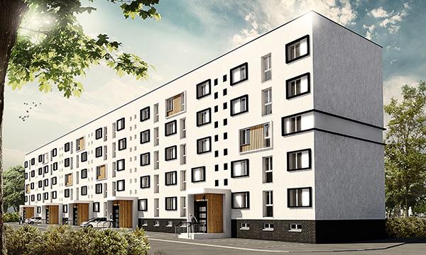 50 logements au HAVRE
