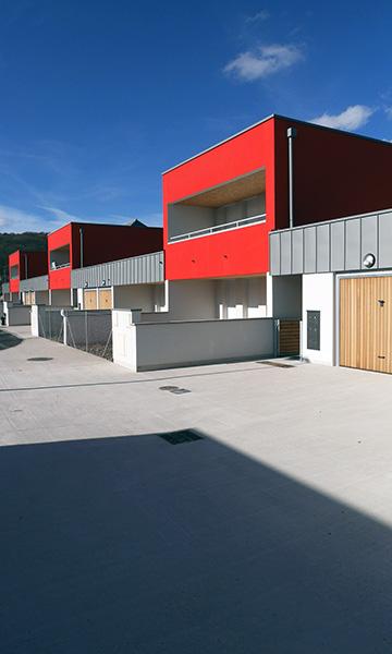 18 logements BBC à LOUVIERS