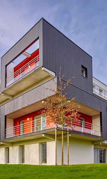 29 logements BBC à MAROMME
