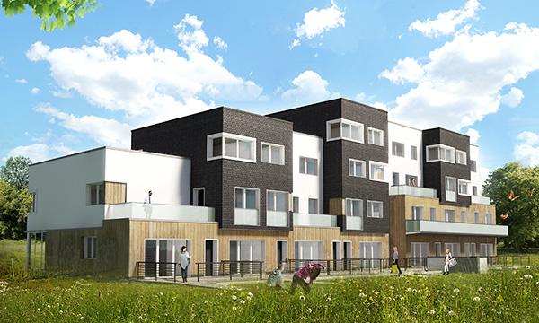 16 logements à MONT-SAINT-AIGNAN