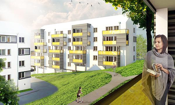 80 logements collectifs à NOTRE-DAME-DE-BONDEVILLE
