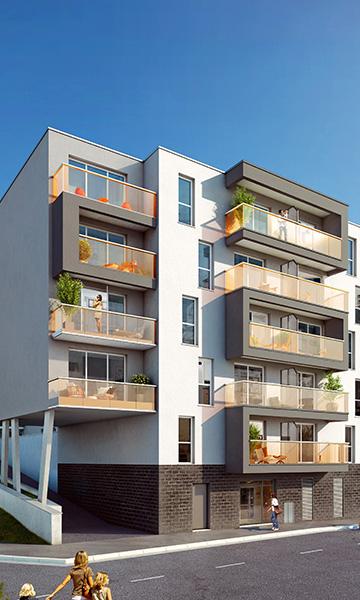 42 logements à NOTRE-DAME-DE-BONDEVILLE
