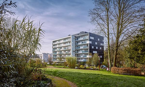 Résidence pour Personnes Agées de 62 logements à NOTRE-DAME-DE-BONDEVILLE