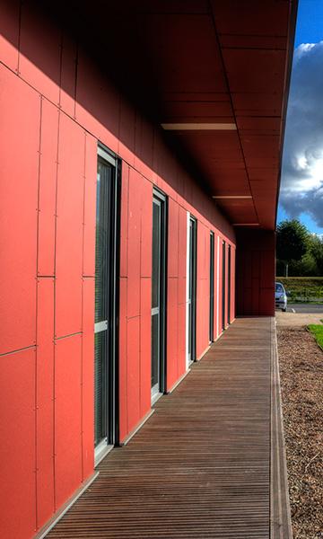 Centre Médico-Social à SAINT-ROMAIN DE COLBOSC