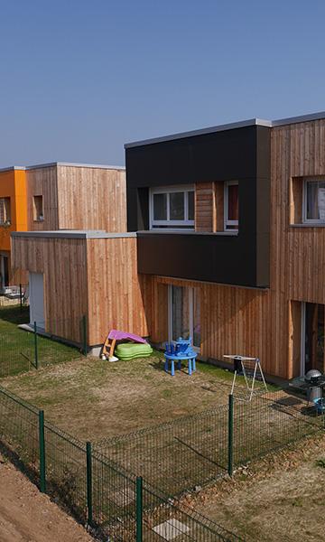 22 logements BBC à VAL DE REUIL