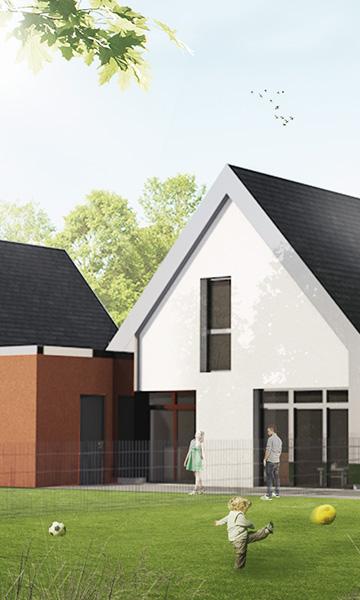 9 logements individuels à SAINT-AUBIN LE CAUF