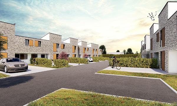10 logements à TOURGEVILLE