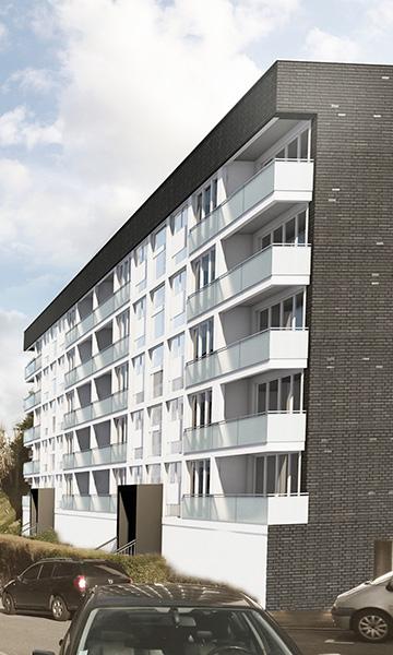 110 logements à SAINTE-ADRESSE