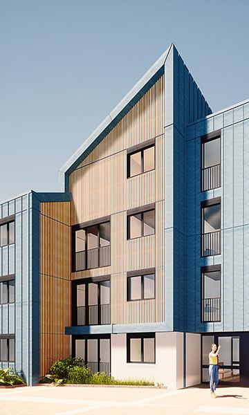 30 logements à AMFREVILLE-LA-MIVOIE
