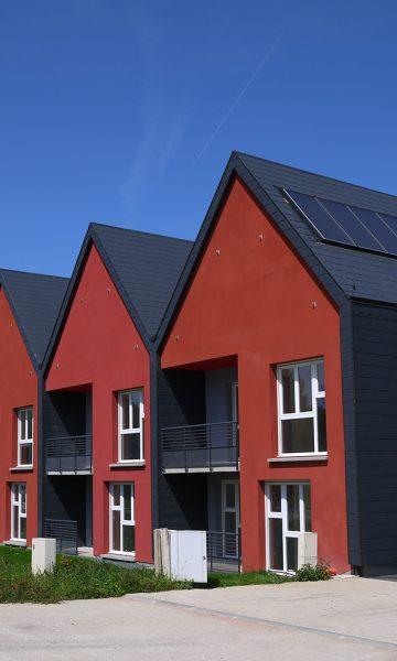 12 logements à CROISY-SUR-ANDELLE